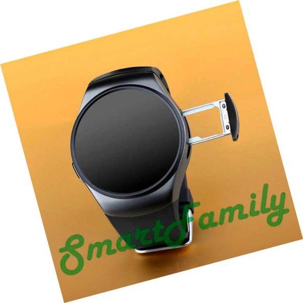smart watch kingwear kw18 черные с сим