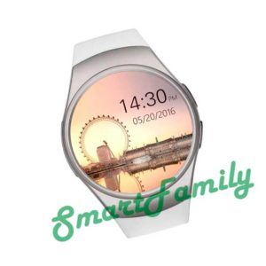 картинка часы kw18 белые