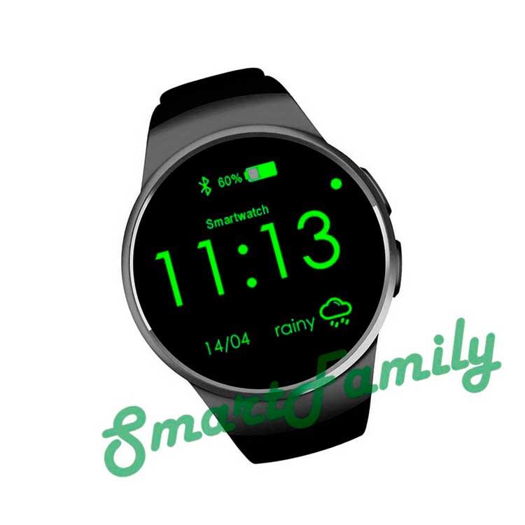картинка часы Kingwear KW18