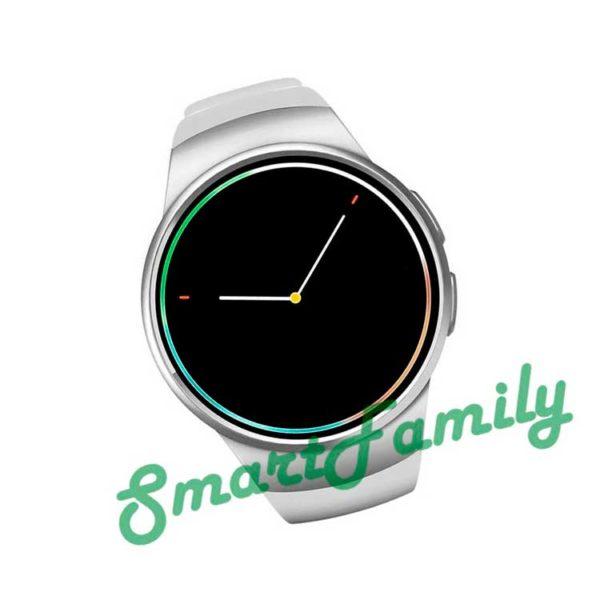 часы Kingwear KW18 белые