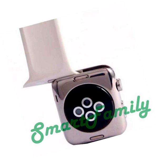 smartwatch iwo 2 со съемным браслетом