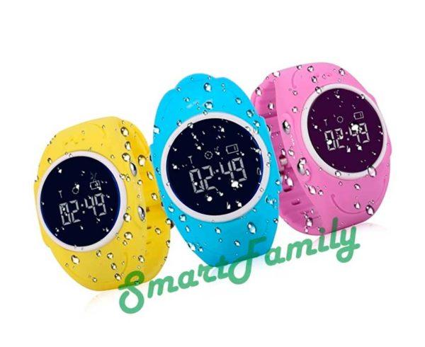 GPS часы для детей GW300s
