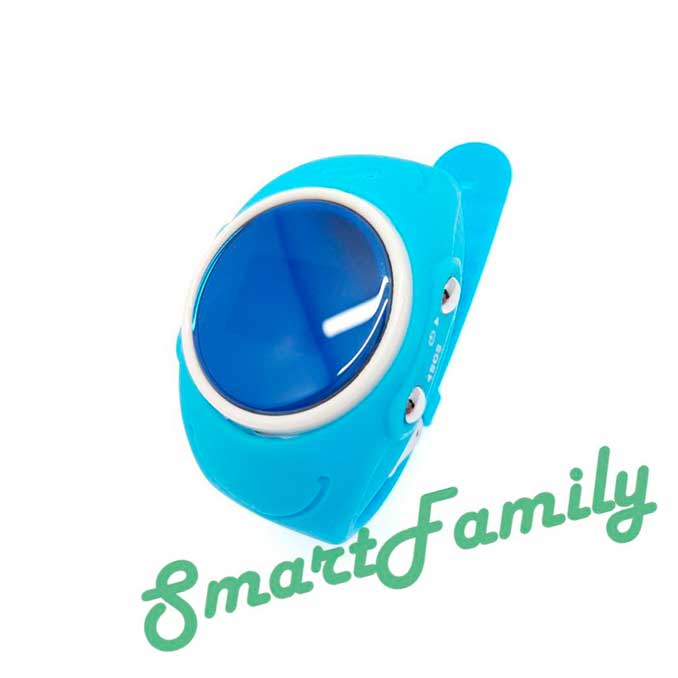 Smart baby watch GW300s голубые