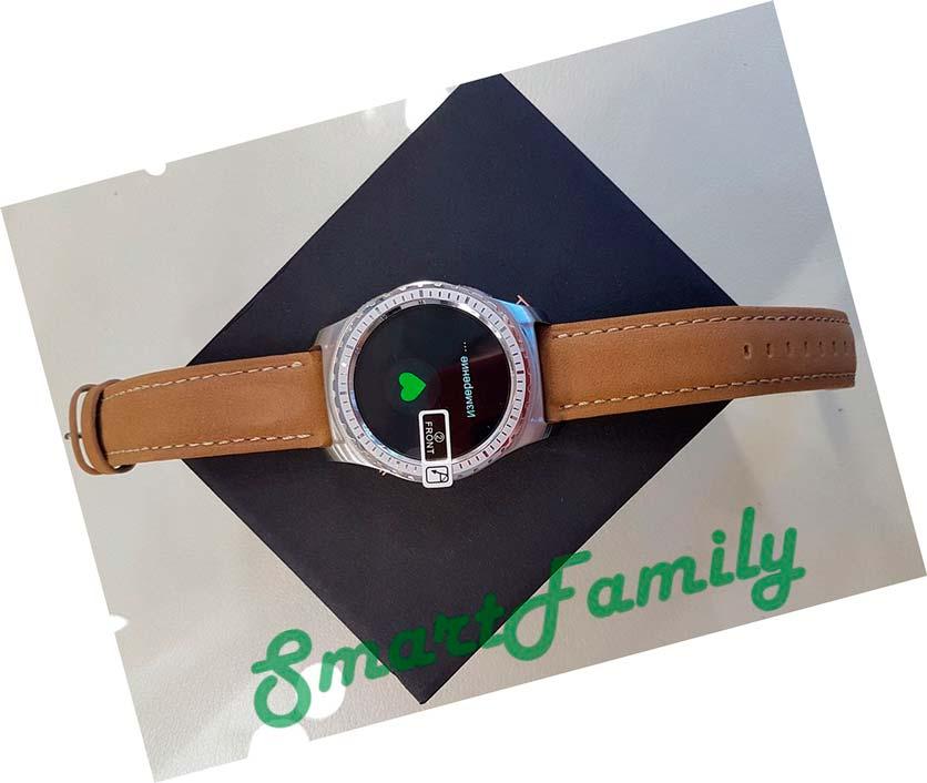 часы KW28 экран