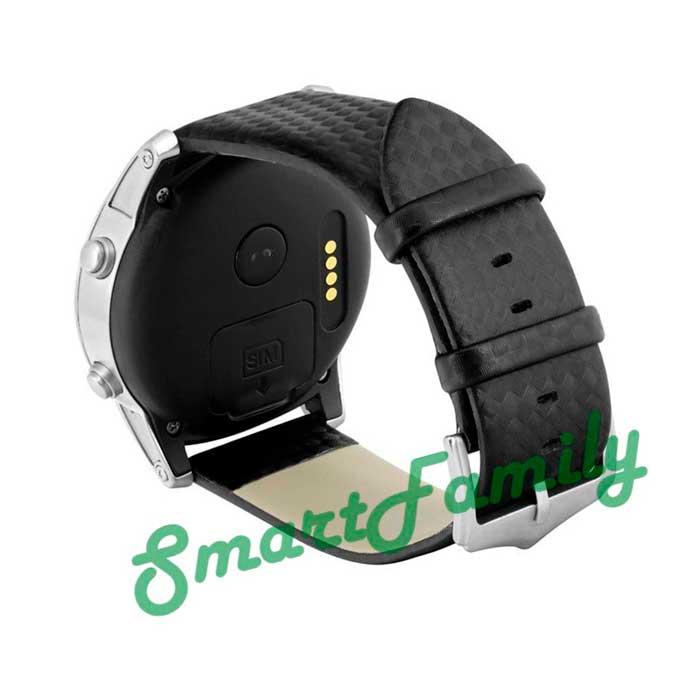 smart watch KW99 вид сзади