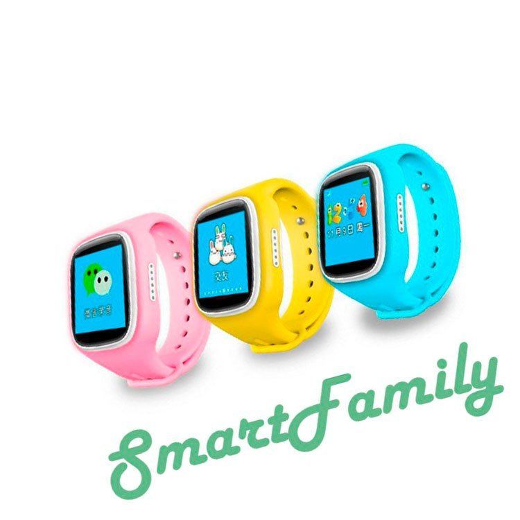 внешний вид smart baby watch A6