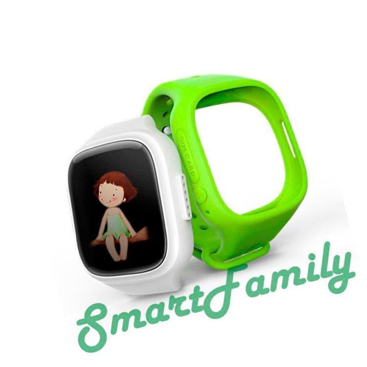 съемный корпус smart baby watch A6