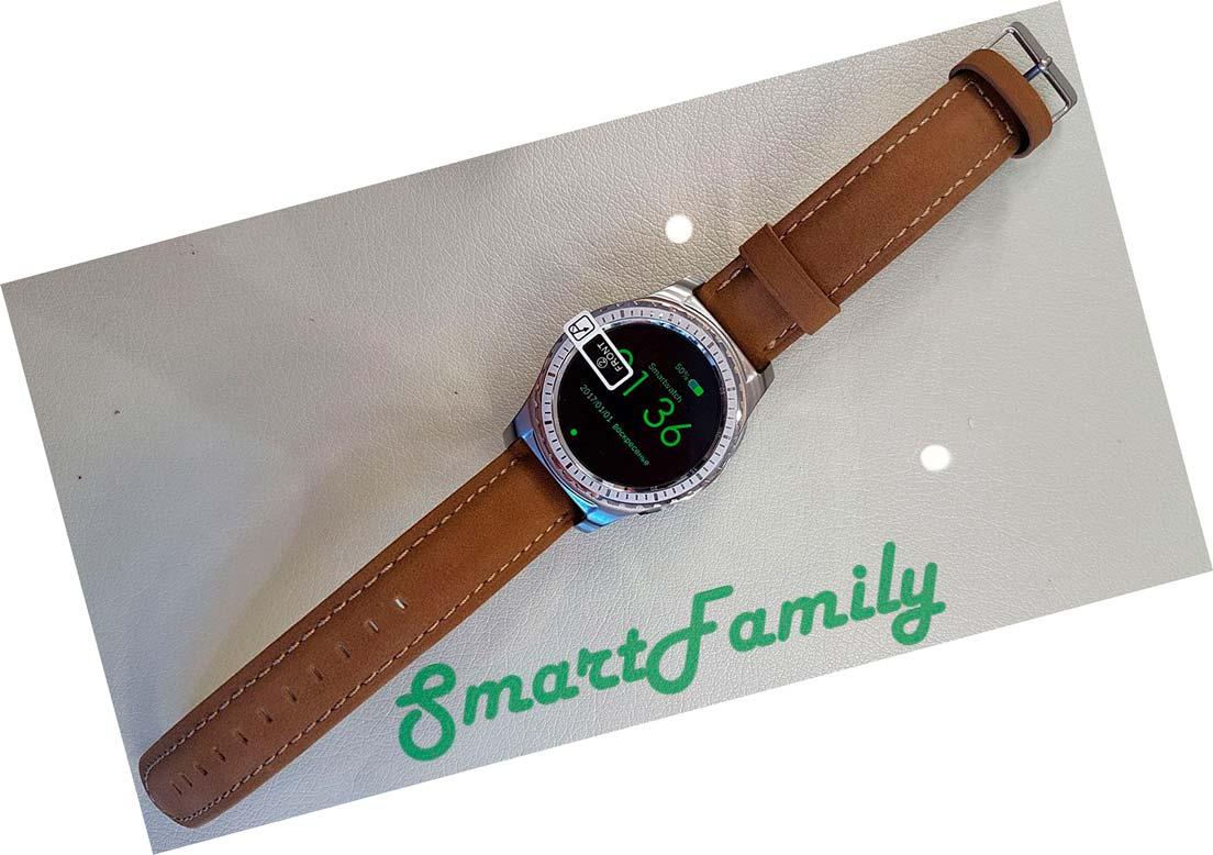 умные часы KW28