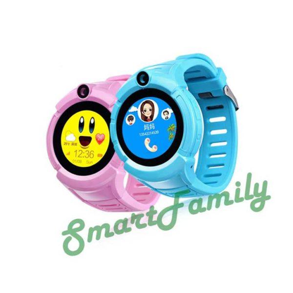 Часы трекер для детей Q360
