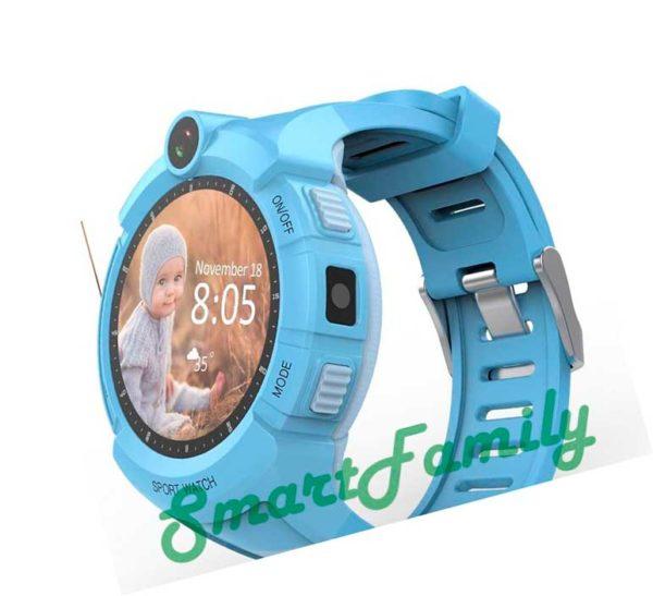 Детские часы с gps трекером Q360