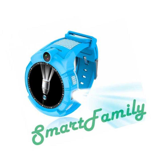 Smart Baby Watch Q360 фонарик