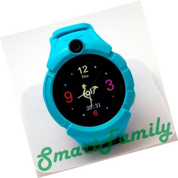 Smart Baby Watch Q360 меню