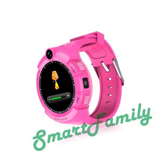 Smart Baby Watch Q360 розовые