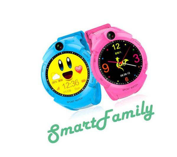 Smart Baby Watch Q360 вид