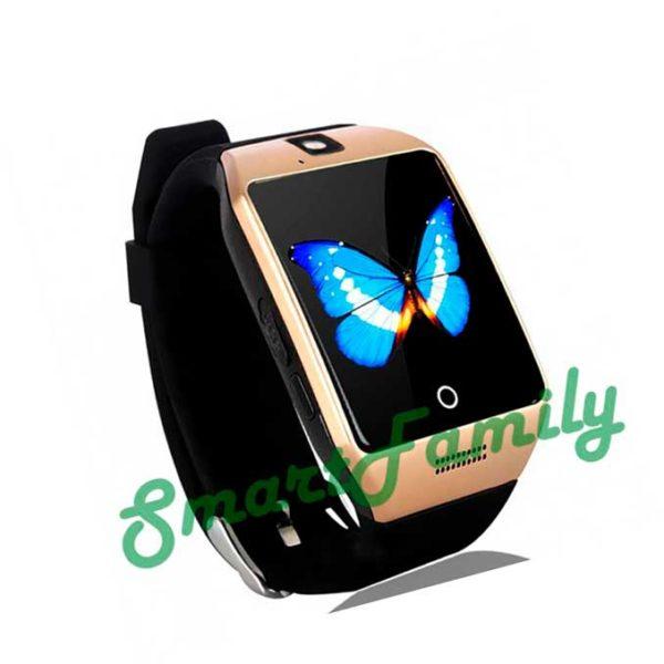 часы smart watch Q18 золото