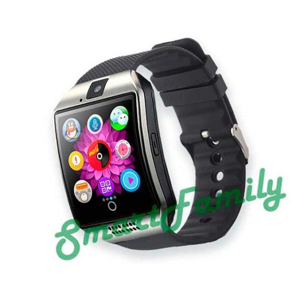 smart watch Q18 серебро