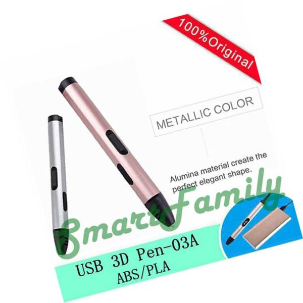 3D ручка 3D Pen 03A USB