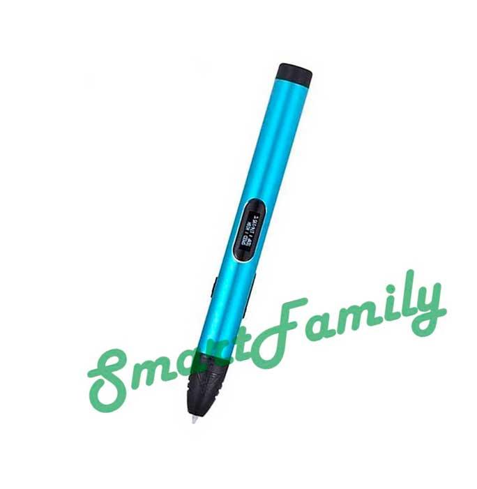 3D ручка 3D Pen X4 blue