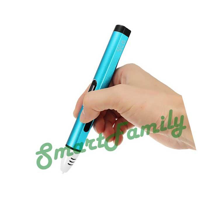 3D ручка 3D Pen X4 в руке