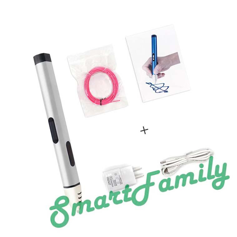 3Д-ручка-3D pen-XHY-600