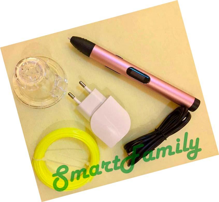 3Д-ручка-3D pen