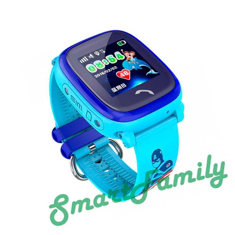 baby-watch-gw400s-голубые