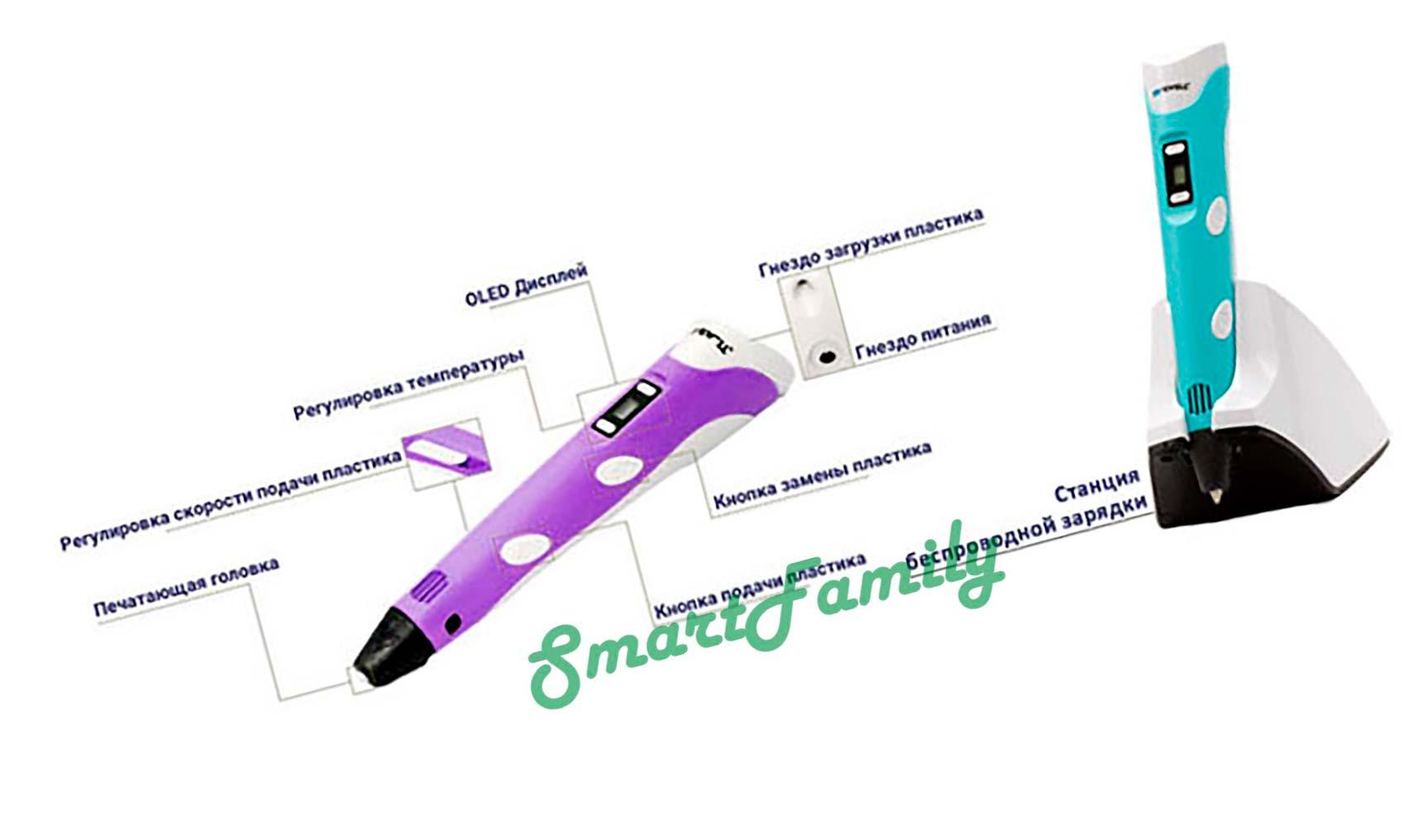 беспроводная-3Д-ручка-Myriwell