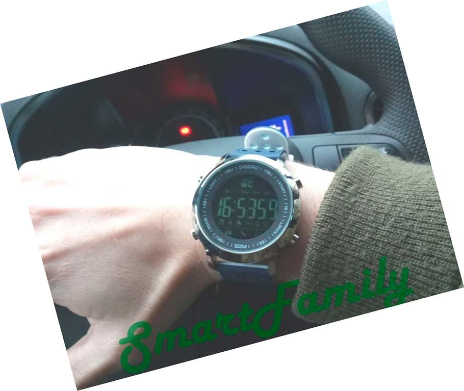 часы-EX18-на-руке
