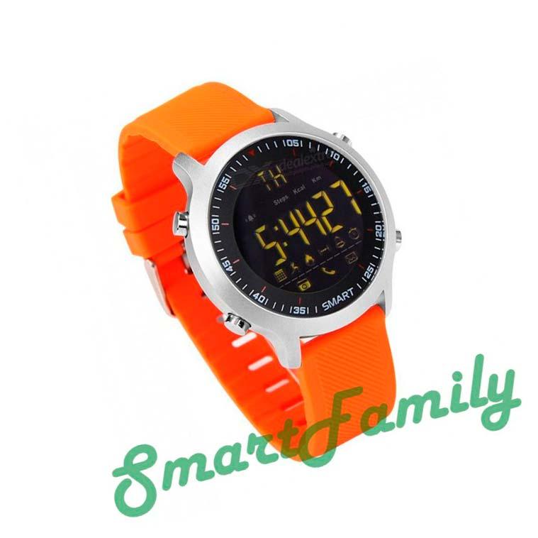 часы-EX18-оранжевые