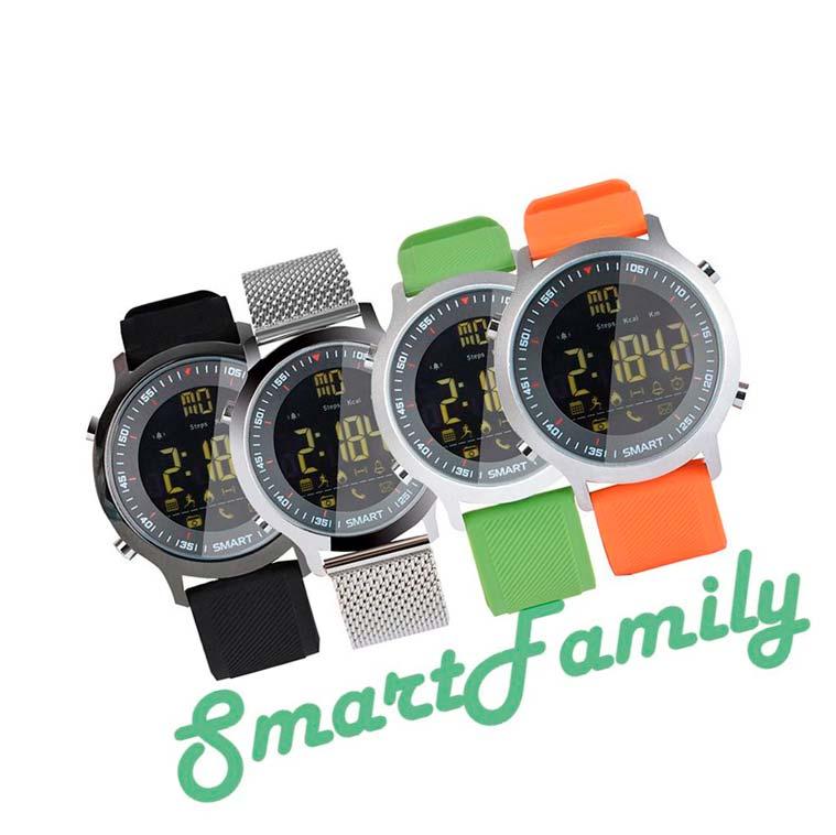 смарт-часы-EX18-цветной-ремешок