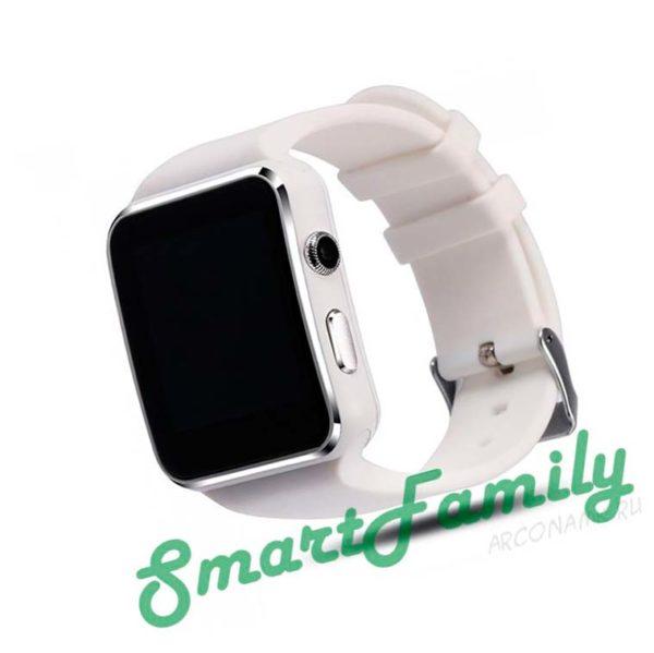 smart-watch-X6-белые