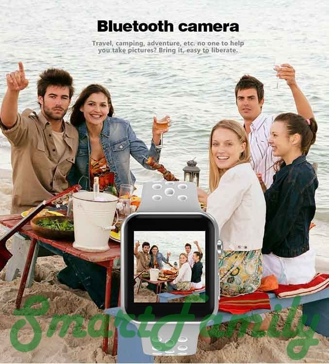 IWO 4 BT камера