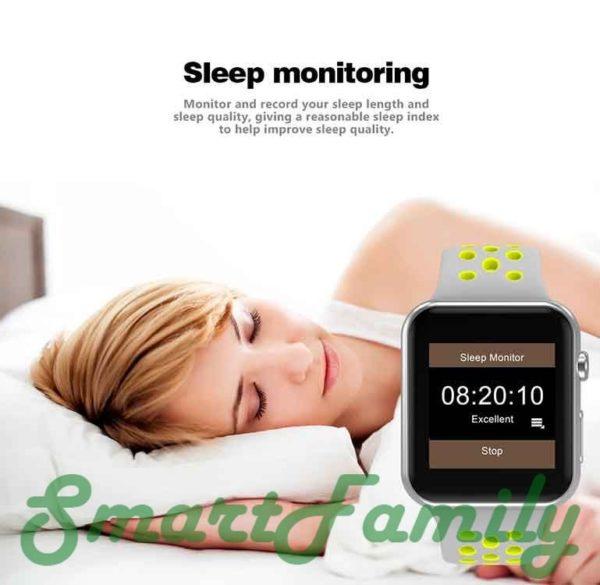 IWO 4 мониторинг сна