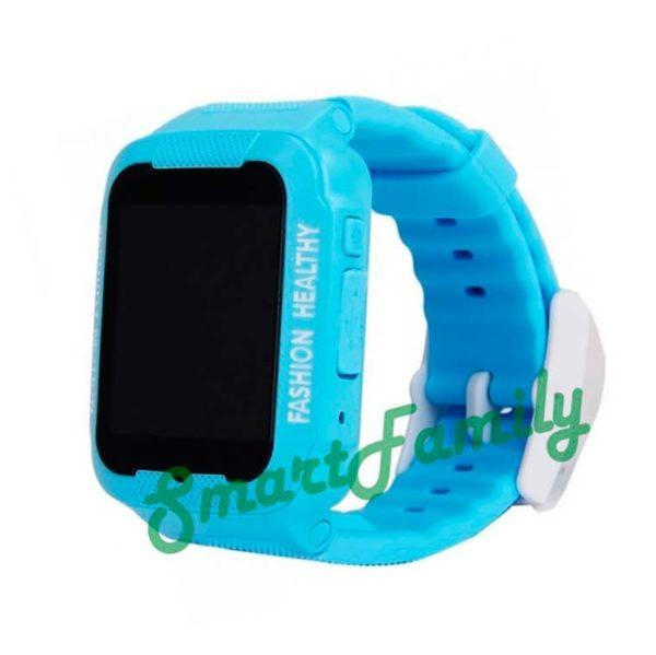 детские часы трекер K3 голубые