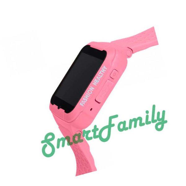 детские часы трекер K3 розовые