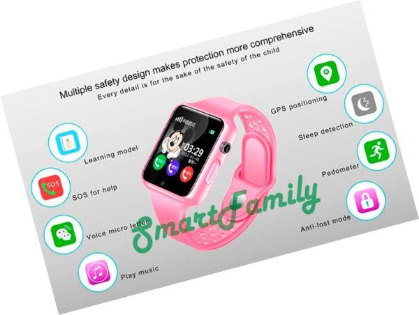 другие функции Smart watch G98