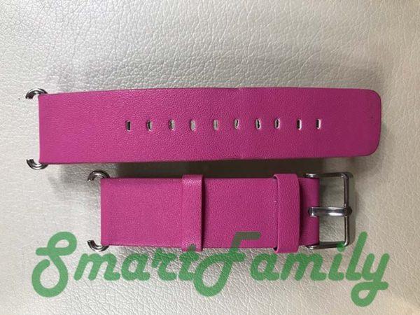 ремешок розовый для watch Q90