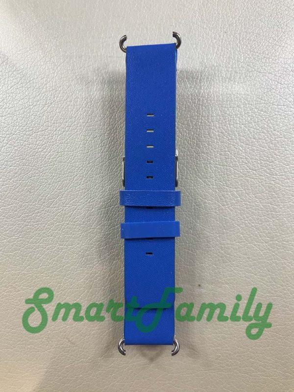 ремешок синий для часов Q90