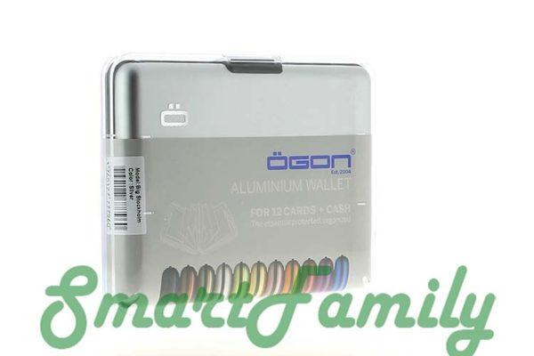 rfid кошелек OGON в упаковке