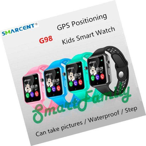 smart watch G98 цвета