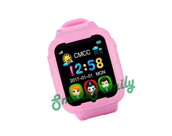 smart watch K3 розовые