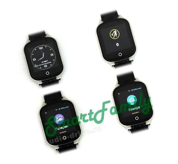 smart watch T100 функции