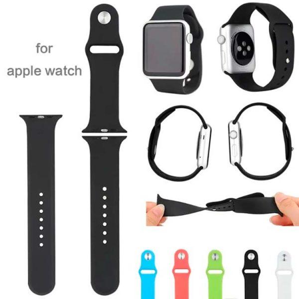 внешний вид ремешок Apple watch