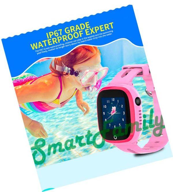 водонепроницаемые часы с GPS DF31G
