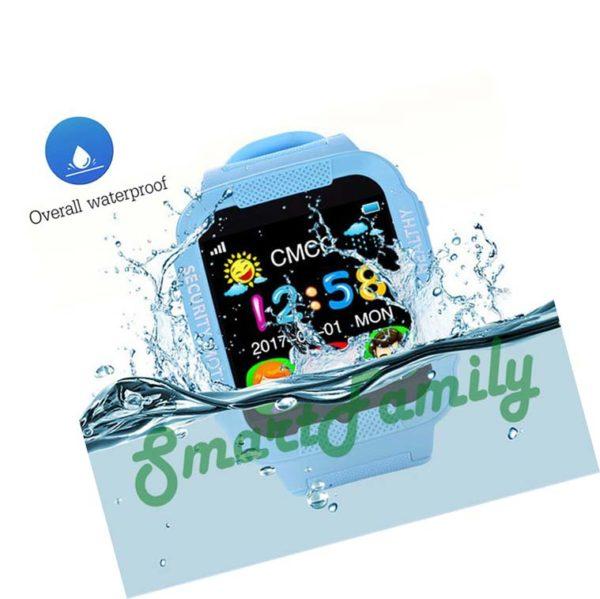 водонепроницаемые детские часы K3