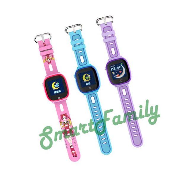 водонепроницаемые детские часы трекер DF31G
