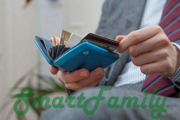 Stockholm V2 кошелек для карт OGON 1