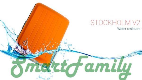 Stockholm V2 кошелек для карт OGON водонепроницаемый