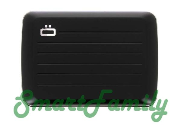 Stockholm V2 кошелек для карт черный 1