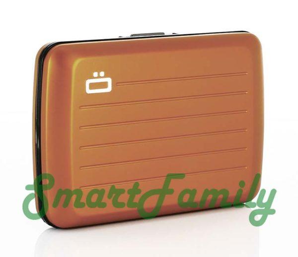 Stockholm V2 кошелек для карт оранж 1